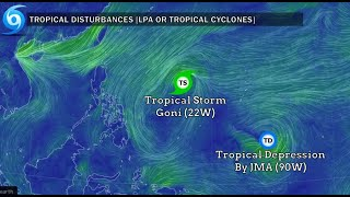 Weather Update | October 29 2020 | Bagyong Rolly (Typhoon Goni)