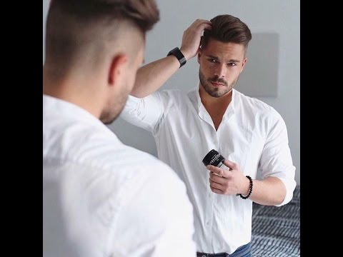Hair styles For men _ Latest Hot And Sexy Hairstyles Compilation