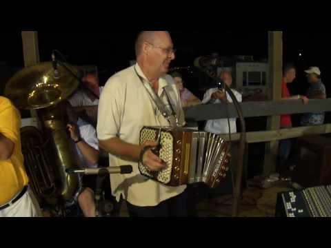 Ellsworth Polka Fest 2012 - Karl's Country Dutchmen - Button Accordian Polka