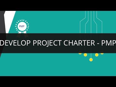 Develop Project Charter   PMP   Edureka - YouTube