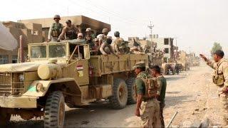 القوات العراقية تسيطر على 7 قرى جديدة بمحيط الموصل