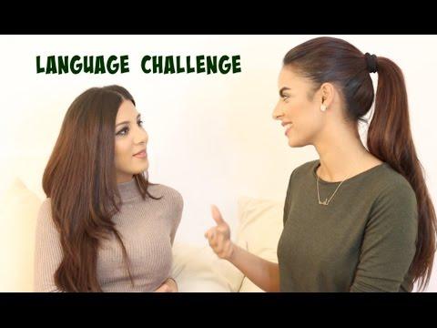 FARSI- KURDISCH- TÜRKISCH I LANGUAGE CHALLENGE MIT MEDINE I SORAYA ALI