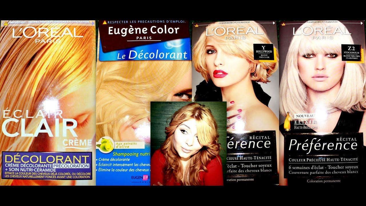 Cum Am Trecut De La Brunet La Blond Youtube