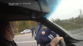 ДПС Иваново - Скорость, Тонировка