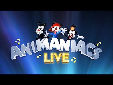 Animaniacs Live! The voice of Wakko from the popular Warner Bros Cartoon