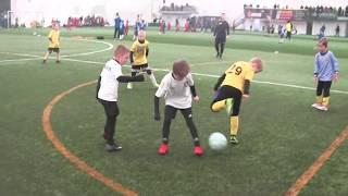 CZ2-Finałowy Turniej BK Turismo Gold-rocznik 2011-Wrocław 19.01.19-I mecz z Football Academy Bambini