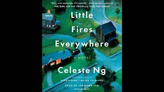 Little Fires Everywhere, By Celeste Ng Audiobook Excerpt