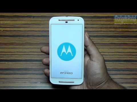 New MOTO G 2nd Generation Unboxing & Hands On Review | Gadgets Portal