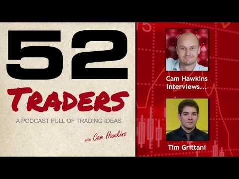 Chart Patterns w/ Tim Grittani - Pennystock Trading Interview    32 mins