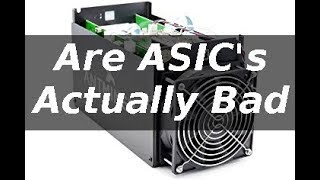 Why ASIC Resistance is Meaningless