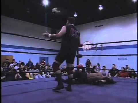 Tyler Black vs Kevin Steen IWA mid south 18.5.06