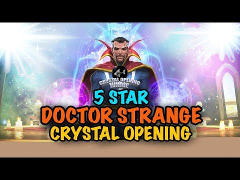 INSANE 5 Star Doctor Strange Opening with COW-Marvel Contest of Champions