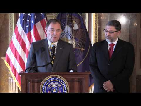 Governor Herbert Names Judge Himonas as Utah Supreme Court Nominee
