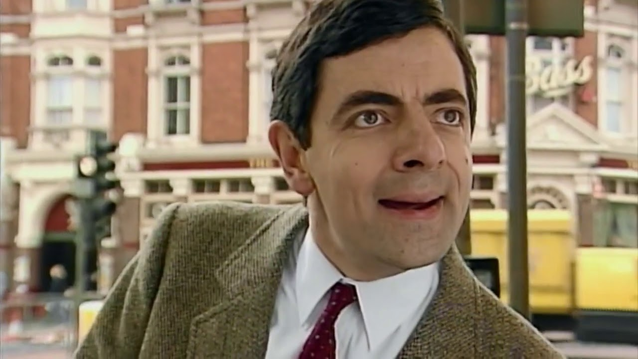 Download Mr Bean on the Town! | Full Episodes | Classic Mr Bean