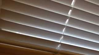 How to Shorten Window Blinds - Home Depot Bali Mini Blinds