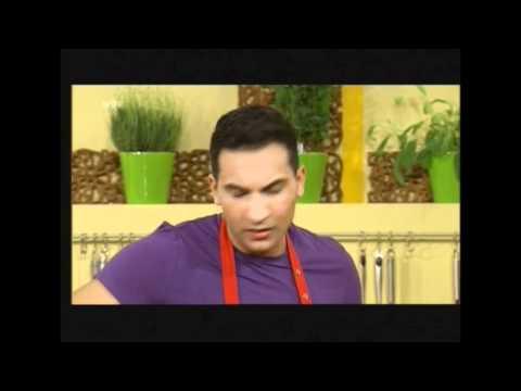 Cholesterinfreie Bolognese von Veggie-Koch Attila Hildmann im WDR Teil 1/2