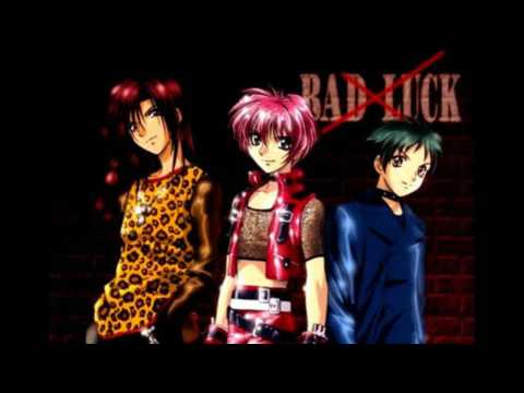 Bad Luck - The Rage Beat (Gravitation)