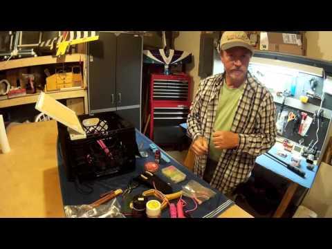 Kayak Milk Crate Setup And Mods, Fishing Crate