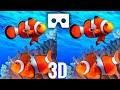VR Videos 3D Aquarium VR Relaxation 3D V