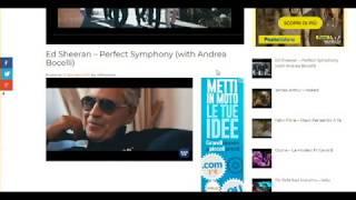Ed Sheeran – Perfect Symphony with Andrea Bocelli (okkiowoo) Translate Italiano