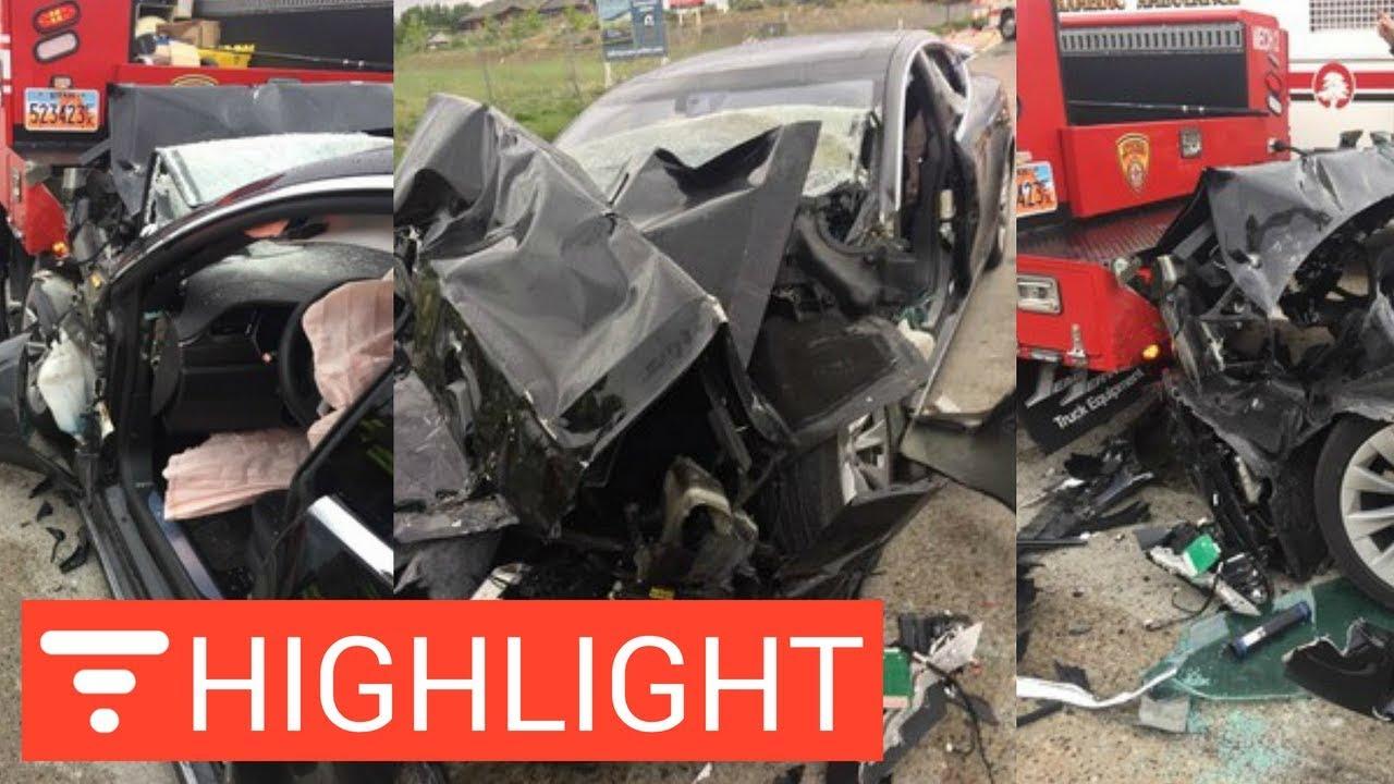 How Many Die Per Hour in Car Crashes? Tesla Utah Crash Unveils Key Stats  [highlight]