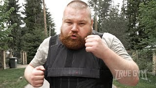 Дацик подготовка к бою с Новоселовым / Показал на что способен