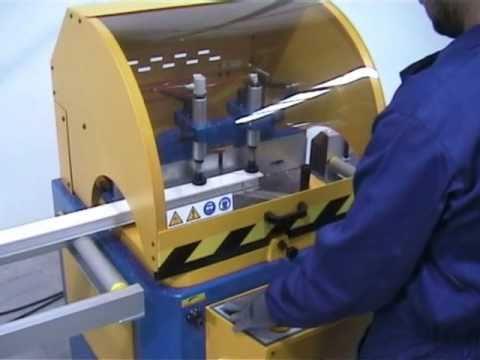 Tronzadoras mg tlg 352 a m quina para cortar aluminio for Bancos de aluminio para jardin