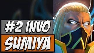 Sumiya Invoker - 6722 Matches | Dota 2 Gameplay