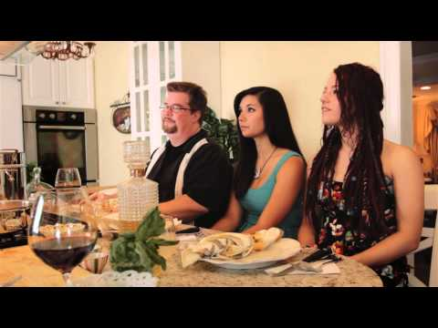 Feeding The Starving Artist Starring Celebrity Chef Rich Cirillo