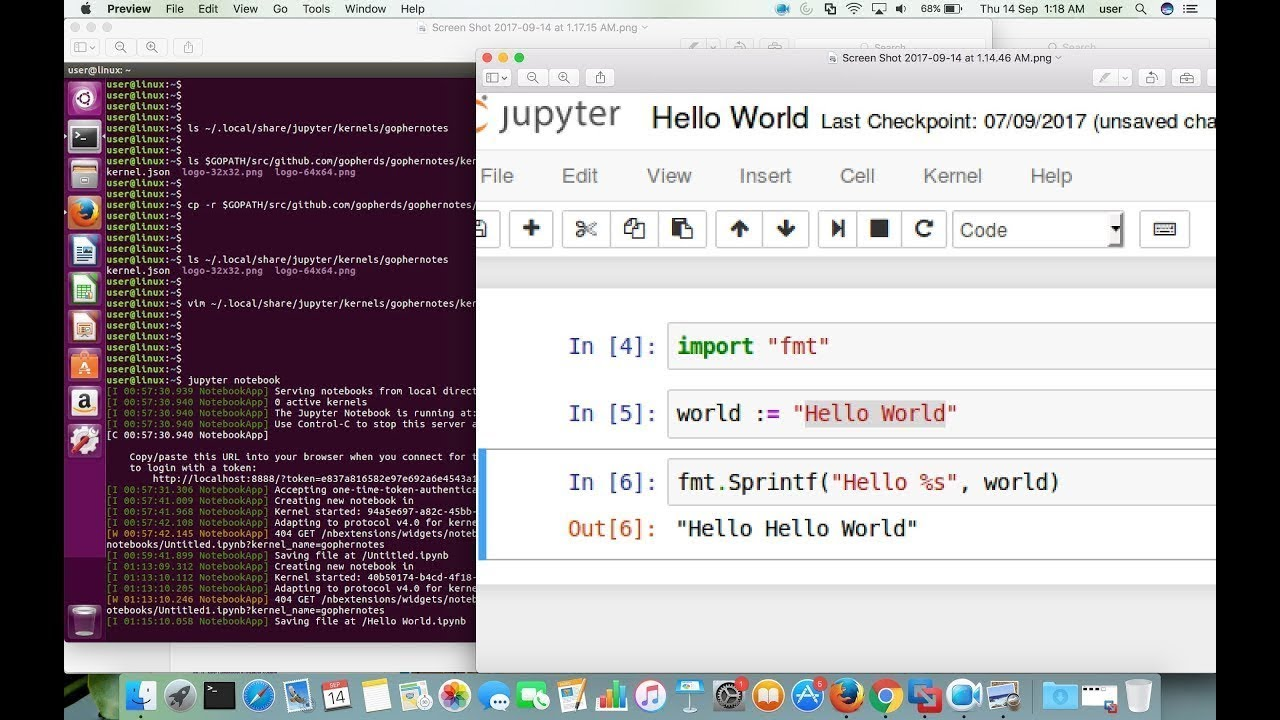How to Open IPython Notebook ipynb file