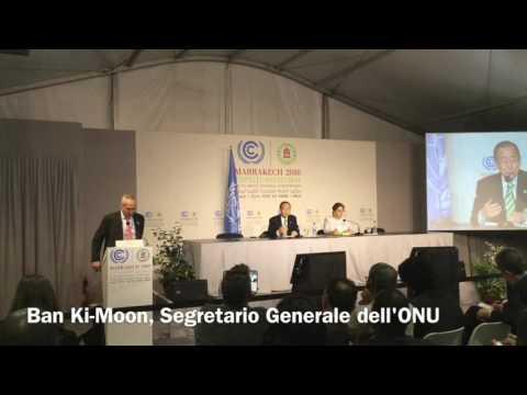 """Ban Ki-Moon: """"Ho parlato con Trump del climate change"""""""