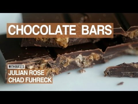 Chocolate Masters Hangout #13:  Chocolate Bars