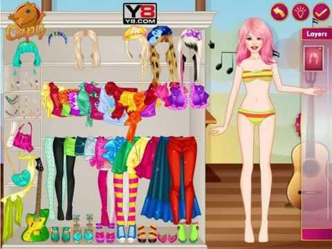 Popstar Princess Game - Y8.com Online Games by malditha