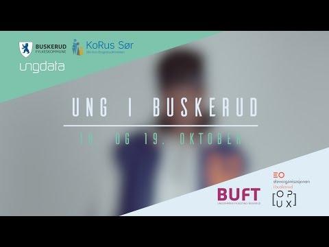 Ung i Buskerud 2017 - Teaser