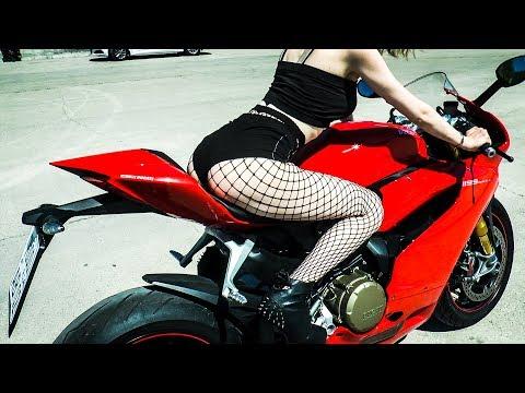 Когда мотоцикл в три раза мощнее твоей девятки. Проверка максималки. Ducati Panigale 1199s