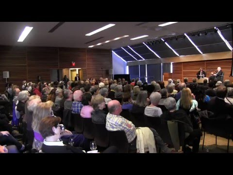 Governor General David Johnston | April 20, 2016 | Appel Salon