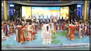 Tarian Jumat Agung JKI Injil Kerajaan 2013