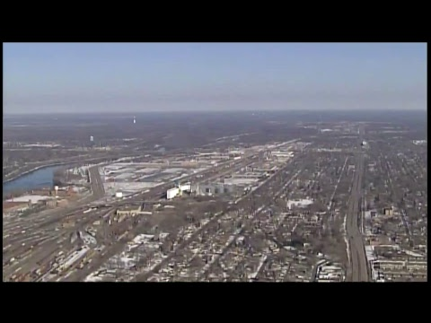 LIVE AERIALS:  Minnesota students participate in National Walkout Day