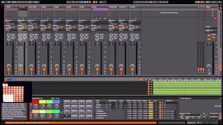 Ableton Push Workflow: Making a Beat pt.1 includes Wav Files Download
