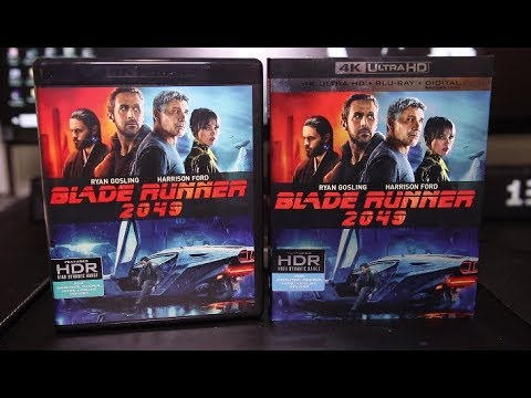 Blade Runner 2049 4K Blu-Ray Review