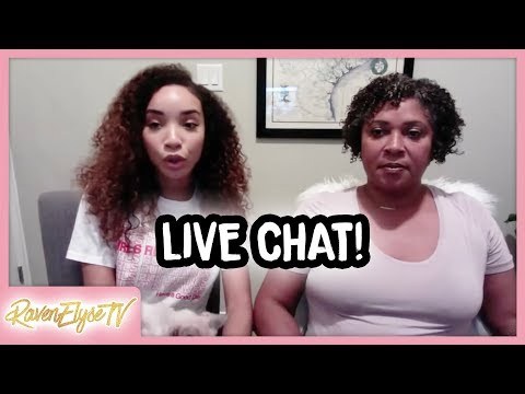 LIVE! Relationship Q&A with my Mom!