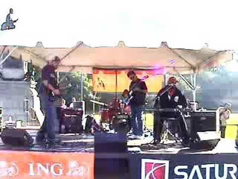"Mark Stinger Band ""Pride & Joy"""