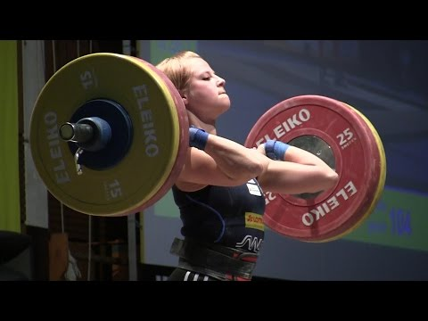 German Weightlifting League 2015 Final