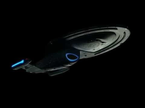 Star Trek: USS Voyager Ambient Engine Noise for 1 Hour