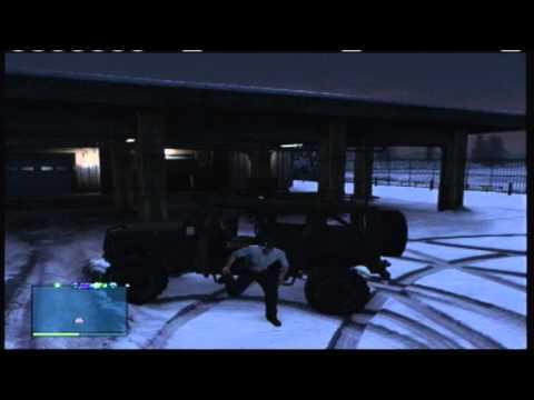 GTA 5 North Yankton Exploration