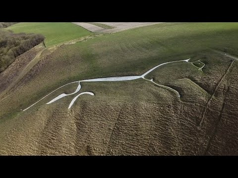 New discovery near famous ancient hill figure