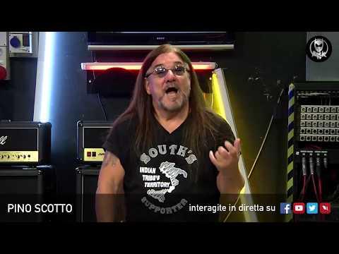 Pino Scotto e chi canta in playback 😳