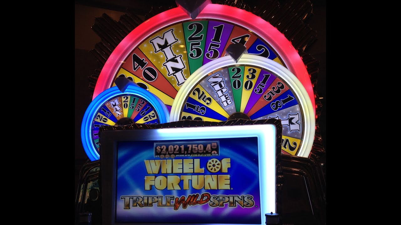 wheel of fortune slot machine online  casino