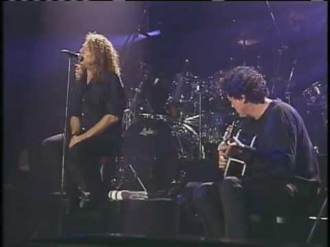 Page & Plant - Going To California - Las Vegas '98