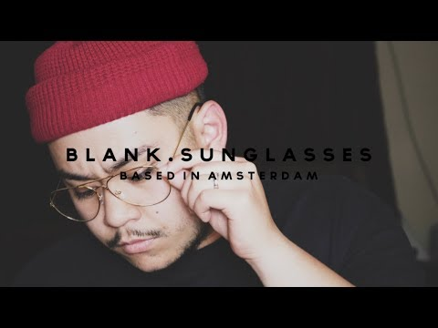 BLANK SUNGLASSES PRODUCT REVIEW & TRY ON!!!!